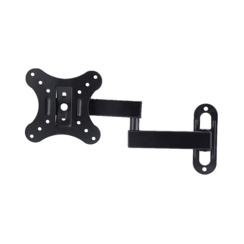Universal LCD LED TV Wall Mount PC Monitor TV Holder Rotated TV Wall Bracket Tilt Swivel Plasma TV Wall Holder for 14 to 27 Inch