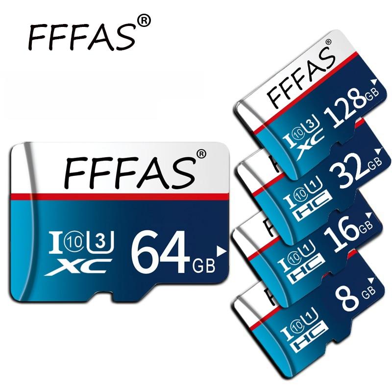 Оригинальная фирменная дизайнерская карта mirco-SD, высокоскоростная карта памяти 8 ГБ 16 ГБ 32 ГБ SDHC, TF карта 64 Гб 128 ГБ SDXC mircosd, бесплатная доставк...