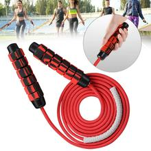 Crossfit Speed Jump Rope Professional Skipping Rope For Boxing Fitness Skip Workout Training Jumping Rope Lose Weight Exercise professional jump rope crossfit jump rope adjustable jumping rope training aluminum skipping ropes fitness speed skip training t
