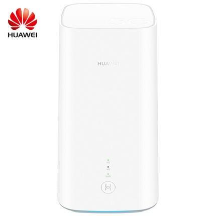 Nouveau débloqué d'origine HUAWEI H112-372 5G CPE WiFi routeur maison sans fil 5G Modem 5G (N41/N77/N78/N79) 2.4 GHZ et 5 GHZ