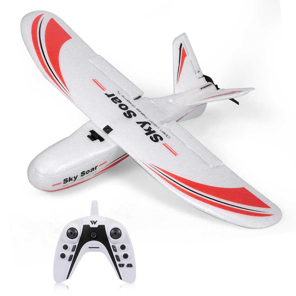2019 Attop P01 samolot na radio 2.4GHz RC samolot 15 minut czasu lotu 3CH RC samolot stałe skrzydło samolot samolot zabawki do zabawy na zewnątrz prezent prezent