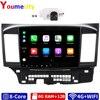 6G RAM/otto Core/Android 10.0 lettore multimediale per auto DVD Gps per MITSUBISHI LANCER 2007 2018 9 x con DSP Carplay IPS Radio BT