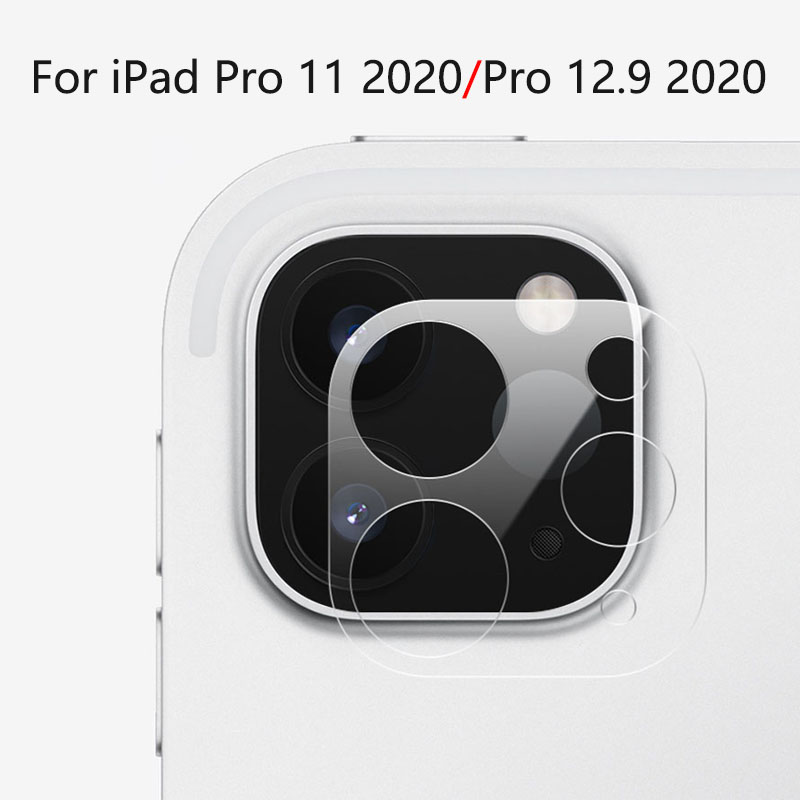 Back Camera Screen Protector For New IPad Pro 11 2020 Lens Protection Tempered Glass Film For For Apple IPad Pro 12.9 2020