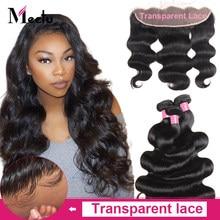 Индийские волосы, плетение с закрытием, объемная волна со средней частью, 18 20 22 человеческие волосы, пучки с закрытием, не Remy