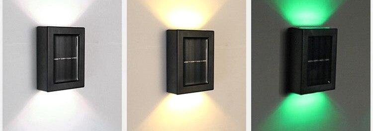 lâmpada de parede à prova dwaterproof água