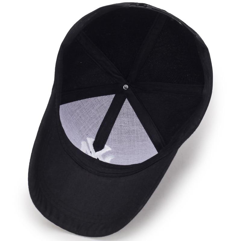 Berretto da Baseball per Sport all'aria aperta primavera ed estate lettere di moda ricamato regolabile uomo donna berretti moda cappello Hip Hop TG0002 5