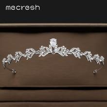 Crown Crystal Headpiece Hair-Accessories Birthday-Headband Rhinestone Flower Wedding-Tiara
