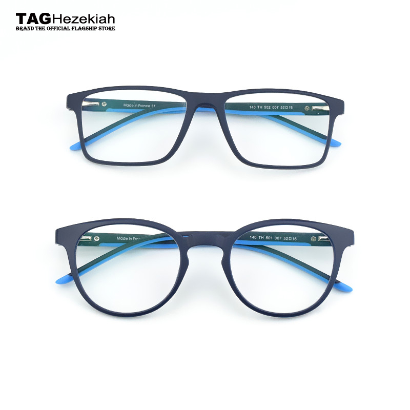 2020 TR90 Brand Blue Light Glasses Women Radiation Computer Gaming Eyeglasses Business Goggle Spectacle Frames Glasses Frame Men