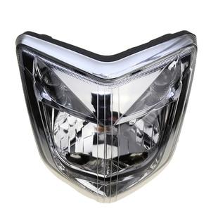 Image 3 - For 06 07 08 Yamaha FZ1 Fazer 2006 2007 2008 2009 Motorcycle Accessories Headlight Head Light Lamp Headlamp Housing Assembly Kit