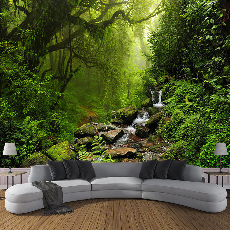 Custom 3d Wall Mural Wallpaper For Bedroom Photo Background Wall