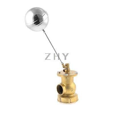 Boule flottante d'acier inoxydable de capteur de niveau de liquide de fil de 3