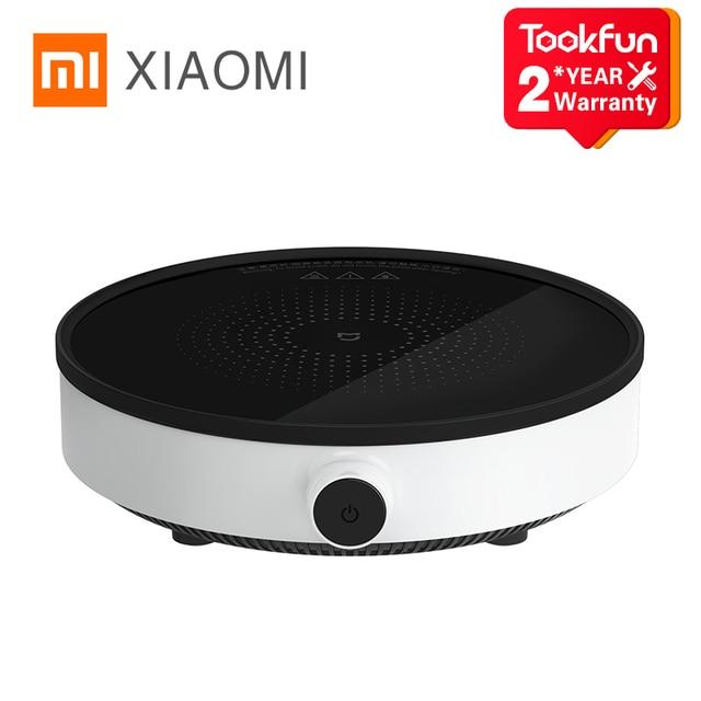 XIAOMI MIJIA 電磁調理器青年版スマート電気オーブンプレートクリエイティブ正確な制御炊飯器コンロコンロプレート鍋