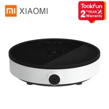 Xiaomi MIJIA Cocina de Inducción edición juvenil placa de horno eléctrico inteligente cocina de Control preciso creativo hob placa de cocina olla caliente