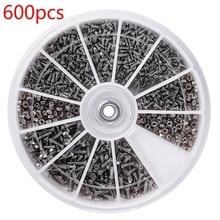 Small Screws Nuts Assortment-Kit Watches Repair-Tools Tornillos Glassess 12-Kinds