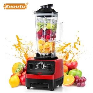 1000W high power blender Mixer,heavy commercial blender, juicer without BPA, food processor Smoothie milkshake bar fruit blender