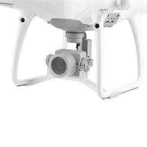 Image 4 - Gimbal נעילת אבזם מחזיק עבור DJI פנטום 4 פרו Drone מצלמה עדשת כיסוי כובע מגן לdji פנטום 4 פרו אבזרים