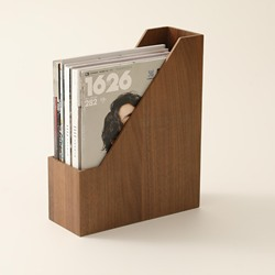 Office Creative Wooden Storage Box A4 Book Stand / Office Supplies / Student Supplies/ book stand holder / bookends
