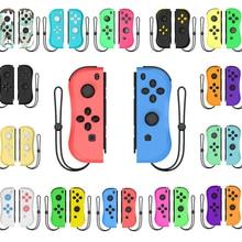 23 cores controlador sem fio para nintendo switch joy con sem fio bluetooth multicolorido gamepad interruptor sem fio bluetooth lidar com