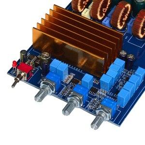 Image 5 - TPA3255 Digital 30V 48V Amplifier Board Class D TPA3255 300W+2x150W Audio Amp Module