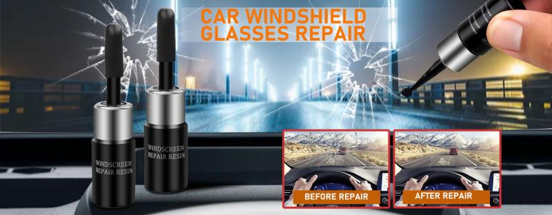 H53971c42a97f4a0d9f90c904003eec7cw - Glass Repair Auto Glass Car Windshield Blade Fluid  Nano Repair Liquid DIY Window Repair Tool From Scratch Crack Reduction TSLM1
