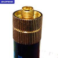 baofeng uv 5r 2pcs ווקי טוקי SMA-נקבה אנטנה SRH805S Baofeng רדיו קצר אנטנה עבור Baofeng UV-5R UV-82 UV-8D 777s 888s 999 שניות (4)