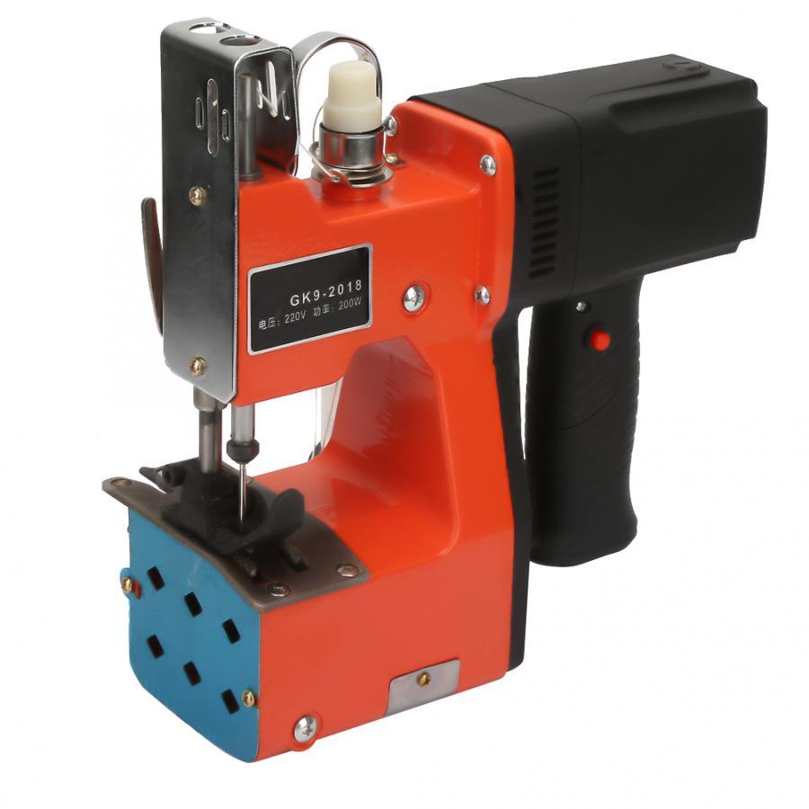 Портативная сумка для электрических запаянных швейных машин Текстиль для дома US Plug 110V - 3