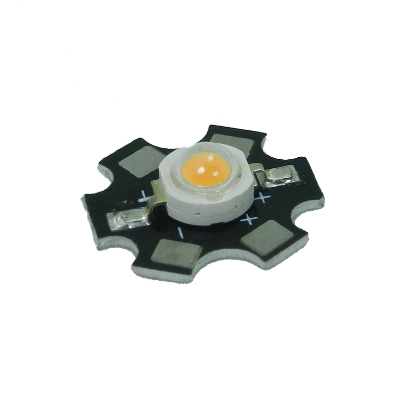 3W Full Spectrum Led Grow COB Chip Diode For Indoor Plant Seedling Grow And Flower Growth Blooming