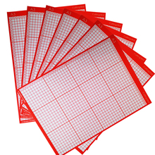 1PC A3 Reusable Rotary Cutting Mat Durable PVC Cutting Mat 430x310mm for Scrapbooking, Quilting, Sewing and Arts & Crafts