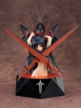 Accel World Kuroyukihime Death by Embracing PVC Action Figure Anime Figure Model Toys Sexy Figure Collectible Toy Doll Gift