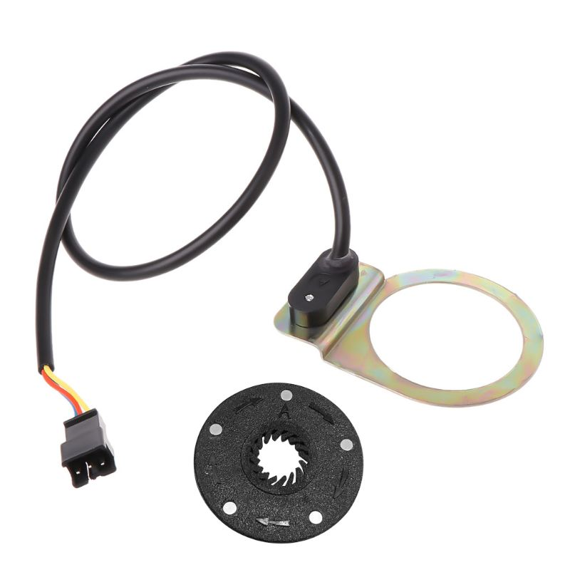 Pulse Vehicle Power Assist Sensor E-Bike Lithium Battery Electric Bicycle Booster Standard 5 Magnetic 35cm Line Length