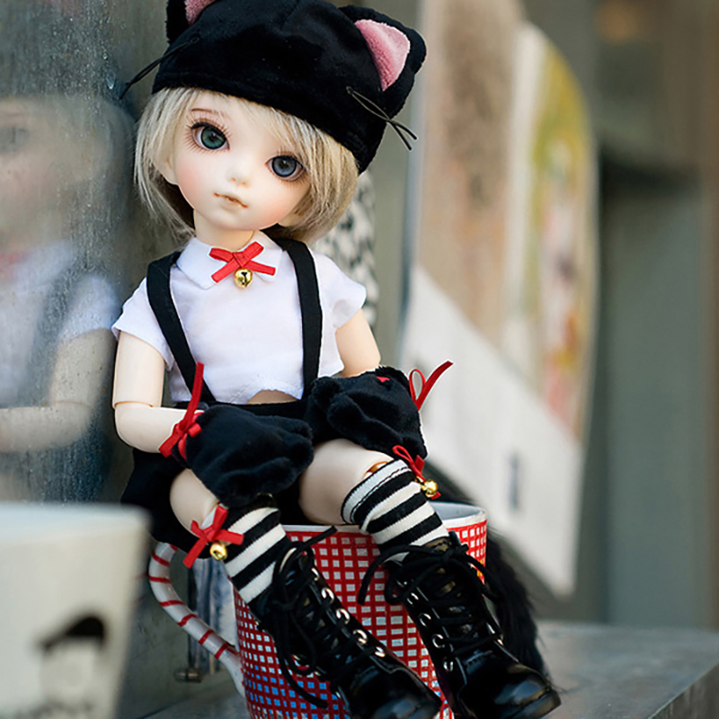 Basic knowledge of BJD /& How to replace parts DO NOT PURCHASE
