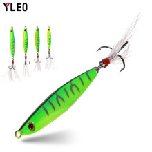 YLEO Fishing Lure 7g/10g/15g/17g Artificial Bait 2019 Good Minnow Quality Professional 3D Eyes