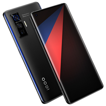 Vivo iQOO 5 Pro 8GB 256GB Snapdragon 865 5G Mobile Phone 120W Dash Charging 120Hz Refresh Rate Android 10 Cellphone Electronics Mobile Phones
