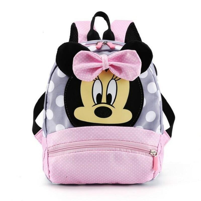 Cute Mini Backpack For Boys Girls Schoolbag For Teenagers Cartoon Print Children School Bag For Students Child Kids Mochila