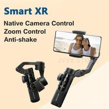 AOCHUAN SMART XR 3-Axis Handheld Smartphones Gimbal Foldable Pocket-Sized Stabilizer Zoom Control Vlog Video Gimbal