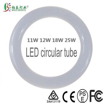 LED Ring  light G10Q Circular Tube Globe Circle Light T9 Round Tube Lamp Light Source Ceiling CFL Replacement12W 11W 18W 25W цена 2017