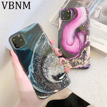 For iPhone 11 Pro Max Case New Universe Marble Phone Cover for iPhone 11 Case XR XS Max 6 6s 7 8 Plus X Soft Silicone Coque Capa цены
