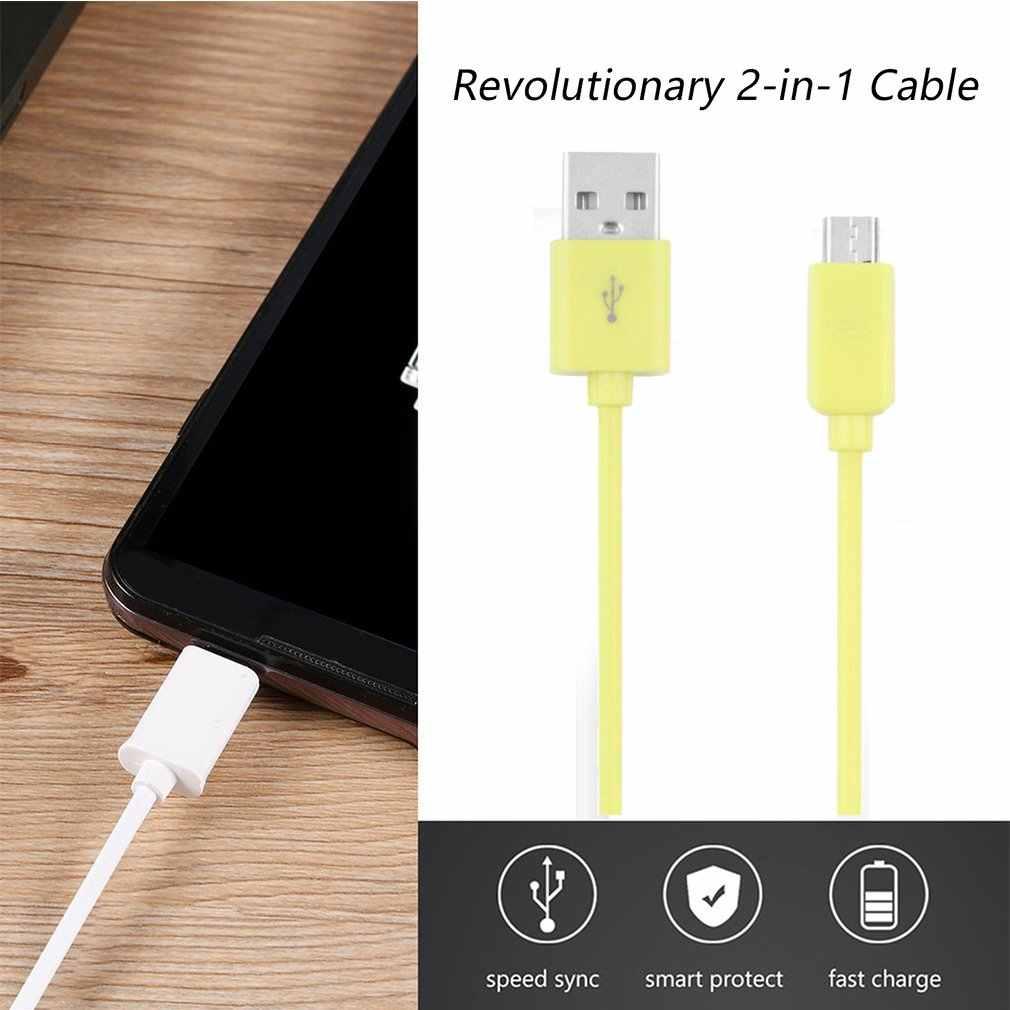حجم صغير 1 متر 3ft مستديرة V8 USB إلى المصغّر USB كابل بيانات شحن للهواتف الذكية سامسونج أقراص شحن كابل بيانات دروبشيبينغ
