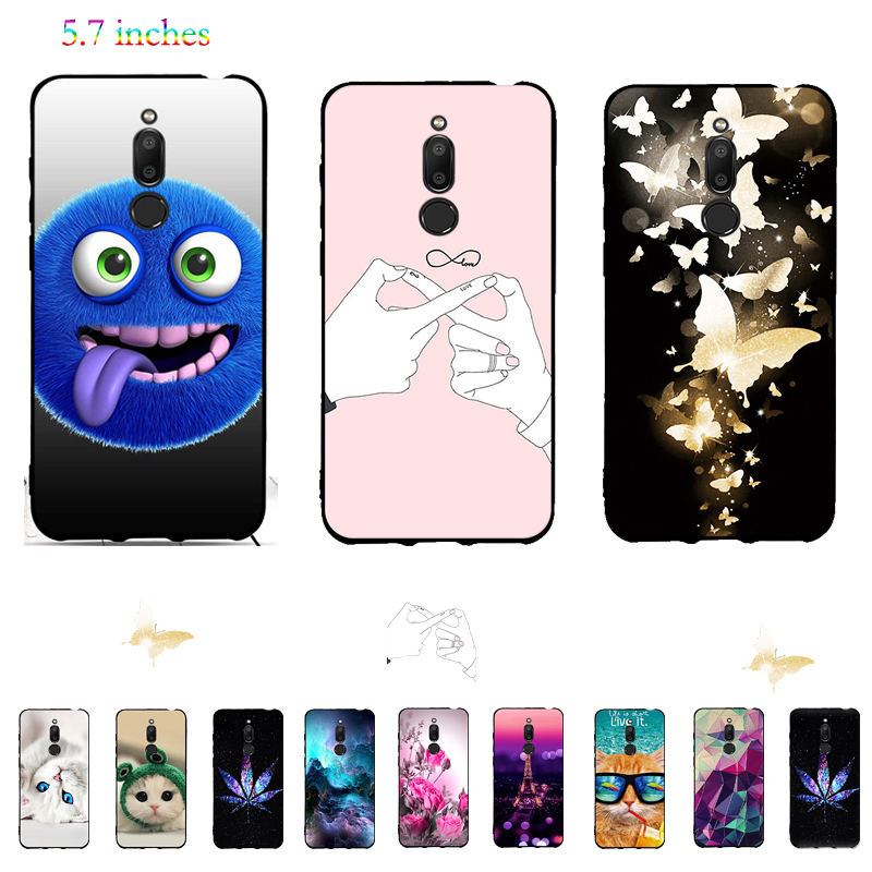 Fundas For Meizu M6T Meiblue 6T Meilan 6T Case Cover Coque Soft TPU Silicone Back Cover For Meizu M6T Meiblue 6T Cover Bumper
