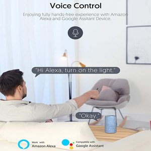 Image 3 - Tuya Smart life 16A UK WiFi Smart Socket Remote Control with Energy monitoring Power Consumption work with Alexa and google home