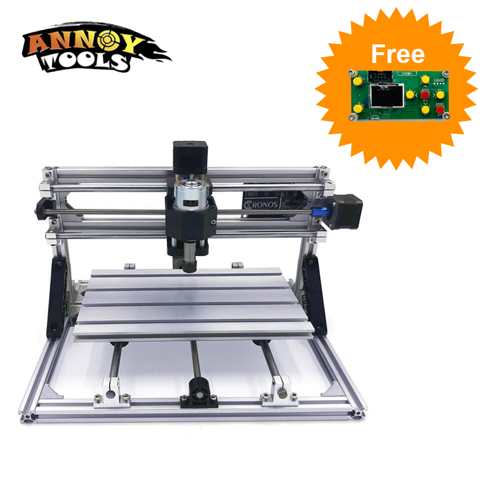 CNC3018 With ER11 GRBL1.1 DIY CNC Engraving Machine CNC Accessories, Laser Cutter PCB PVC Milling Machine ,Wood Router CNC 3018