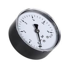 Манометр 0 6 бар воздушный компрессор для воды и газа 1/4 дюйма