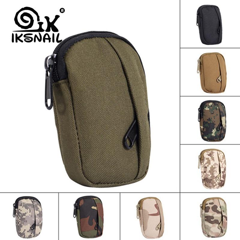 Mini Waist Bag Military Equipment Molle Pouch Practical Key Coin Tactical Purse