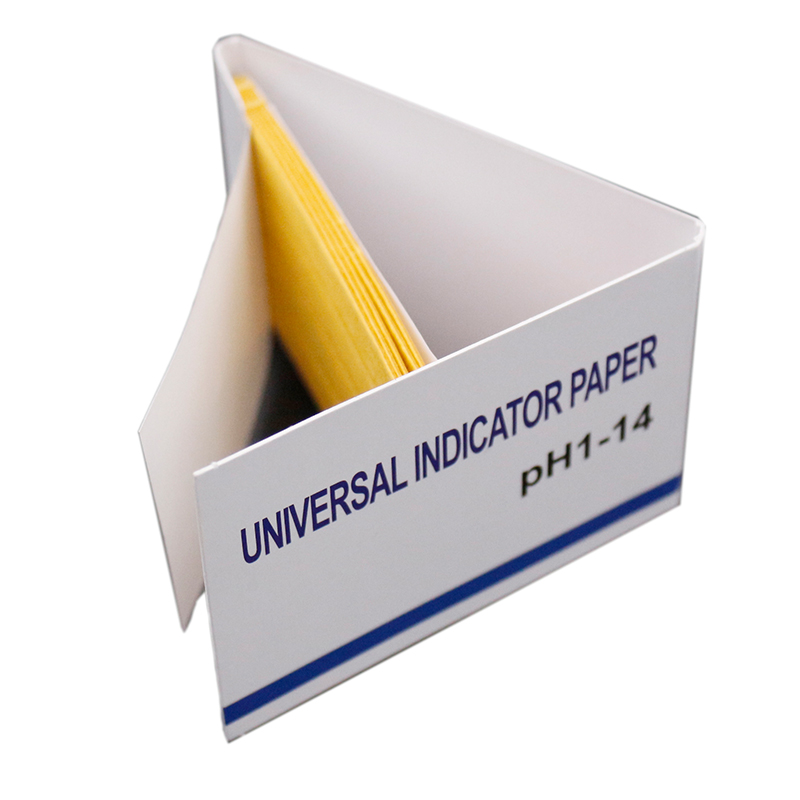PH 1-14 Test Paper Litmus Strips Tester Universal Indicator Paper 80 Strips Water Testing Homebrew Water Testing