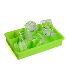 15-hole Square Grid Silicone Ice Tray Ice Box Square Silicone Ice Tray Mold Ice Cube Mold Orange red green blue creative diameter 45mm silicone ice hockey single hole silicone ball ice tray ice model