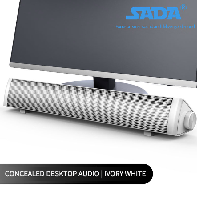 Computer Speakers Subwoofer Wireless Bluetooth Speakers Soundbar tv Bass Surround Sound Box for PC Laptop phone Tablet MP3 MP4