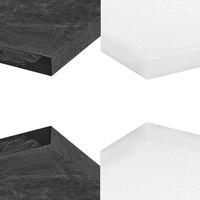Uxcell 2Pcs Acetal POM Blatt Polyoxymethylen Platte Blatt für Bearbeitung und Herstellung von Präzision Teile-in Steckverbinder aus Licht & Beleuchtung bei