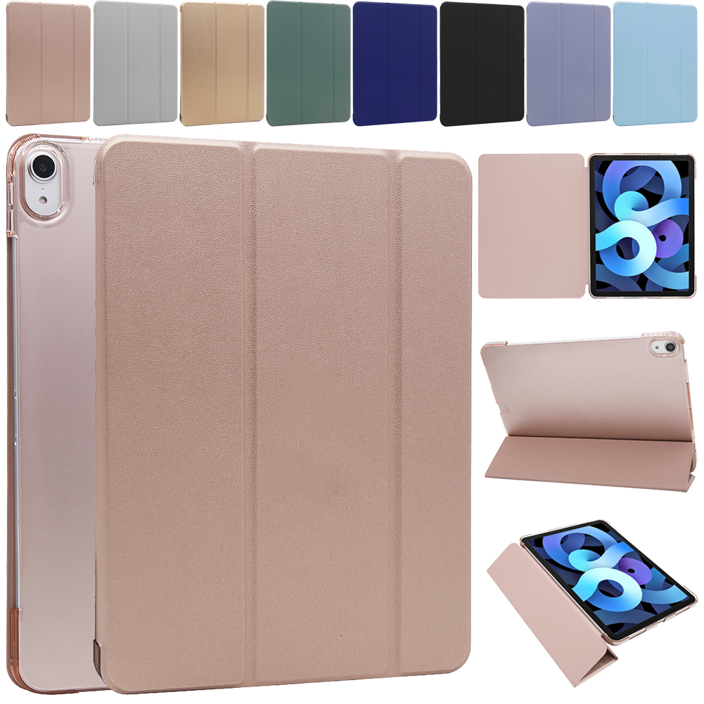 Shockproof Case Auto-Wake Cover 10.9 4 2020 Flip Stand Air For Protective Smart iPad Inch