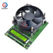 150W Sabit Akım Elektronik Yük 60V 10A pil test cihazı Deşarj Kapasitesi Güç kaynağı voltmetre metre 12V 24V 48V