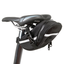 Bicycle Bag Bike Waterproof Storage Saddle Bag Seat Cycling Tail Rear Pouch Bag Saddle Bicycle Accessories rockbros bicycle saddle bag bike mtb road bike tools seat bag water bottle cycling bag waterproof cycling rear seat tail bag